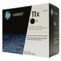 HP 11X 高容量黑色原廠 LaserJet 碳粉盒 (Q6511X)