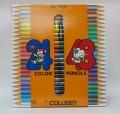 克麗 COLLEEN 785-48 雙頭木顏色筆(24支/48色)