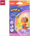 DELI DOUGH IT! Soft Clay 6 Colors D852 00