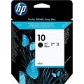 HP 10 黑色原廠墨盒(C4844A)