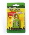 Sellery 22-331 TSA 美國海關密碼鎖