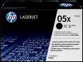 HP 05X 高容量黑色原廠 LaserJet 碳粉盒 孖裝 (CE505XD)