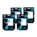 HP 11 彩色原廠墨盒