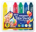 AMOS FD5PC6 FACE DECO SET